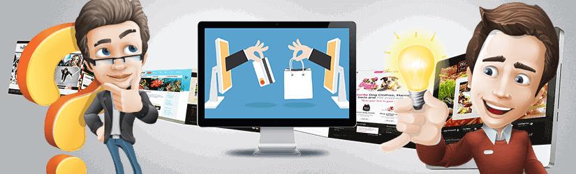 Как выбрать решение сайта для интернет магазина